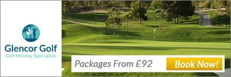 Click here for the latest Glencor Golf offers