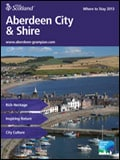 Explore Scotland: Aberdeen City and Shire Where to Stay Guide