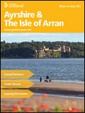 Explore Scotland: Ayrshire and Arran Where to Stay Guide
