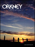 Explore Scotland: Orkney Where to Stay Guide Brochure