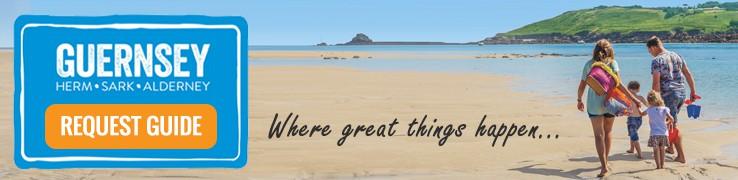 Visit Guernsey Brochure