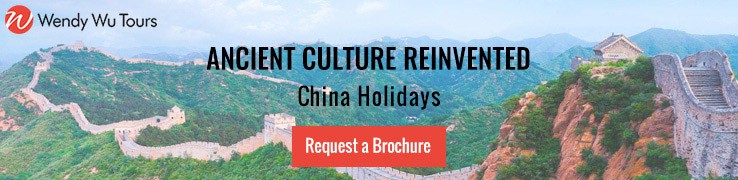 Wendy Wu Tours - China Brochure