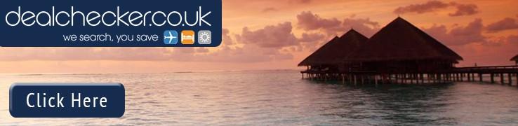 dealchecker Travel Deals  Newsletter
